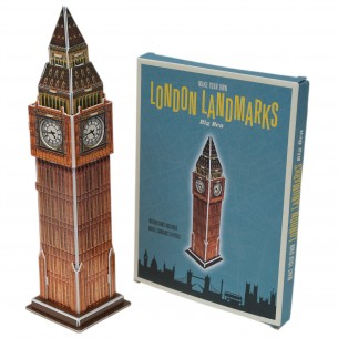 'Make your own Landmark' Kit Big Ben