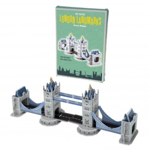 'Make your own Landmark' Kit Tower Bridge