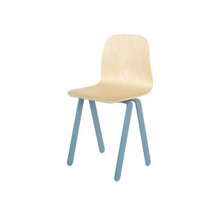 Kids Chair Large Blue
