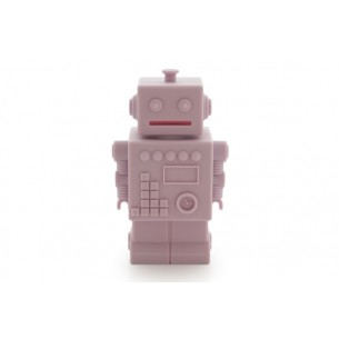Robot Money Box in Pink