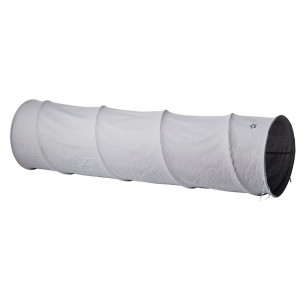 Canvas Play Tunnel in Grey