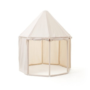 Pavillon Play Tent in Off White