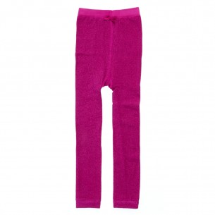 Sparkle Legging in Super Pink