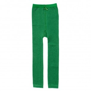 Sparkle Legging in Classic Green