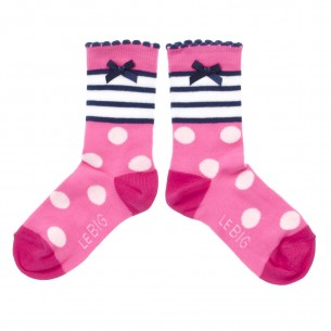 Set of 2 Pink Socks