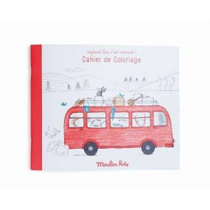 Colouring and Activity Book 'Today is Wednesday'