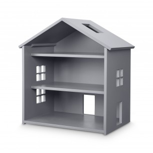 Harbour Doll House Grey