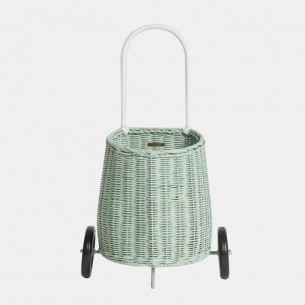 Luggy Basket in Mint - New Colour 2019