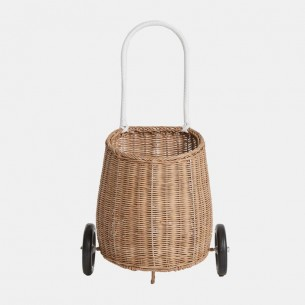 Luggy Basket in Natural
