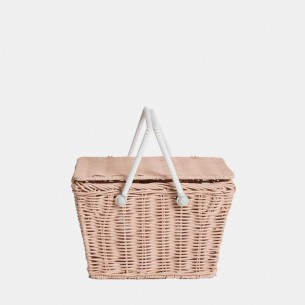 Piki Basket Rose - New Colour 2019!