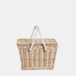 Piki Basket Straw - New Colour 2019!