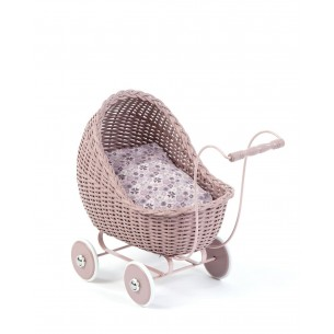 Doll Pram in Powder