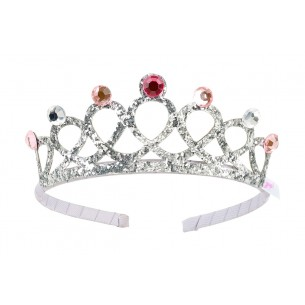 Princess Crown Emy in Silver