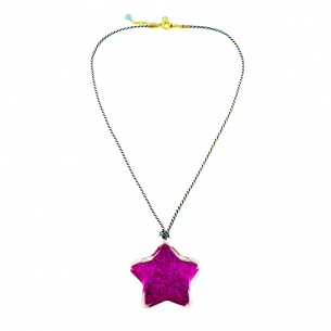 Sparkly Star Necklace