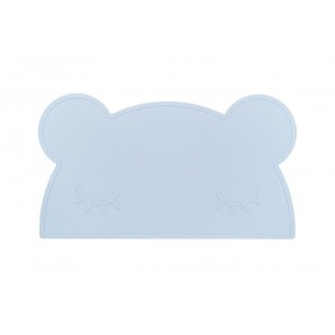 Placemat Bear Blue - We Might Be Tiny