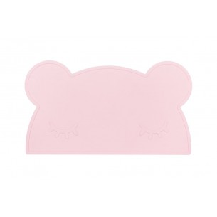 Placemat Bear Pink - We Might Be Tiny