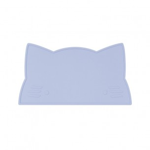 Placemat Cat Blue - We Might Be Tiny