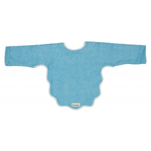 Bib with Long Sleeves in Seven Colours