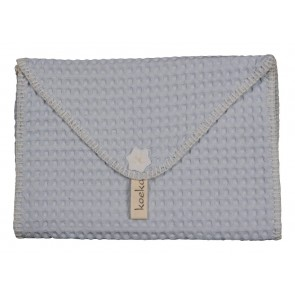 Antwerp Nappy Case in Baby Blue