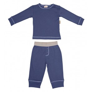 Soft Toddler Pyjama Tommy in Cobalt Blue