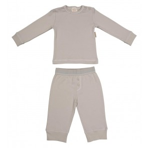 Soft Toddler Pyjama Tommy in Silver Grey