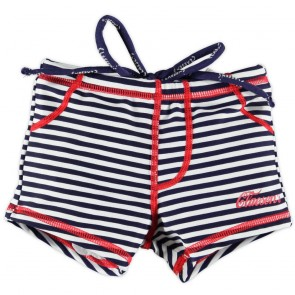 Stripy Swim Trunk for Baby Boys