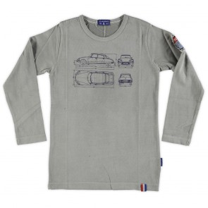 Super Soft Boys T-Shirt with Cars