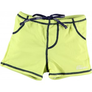 Bright Yellow Swim Trunk for Boys