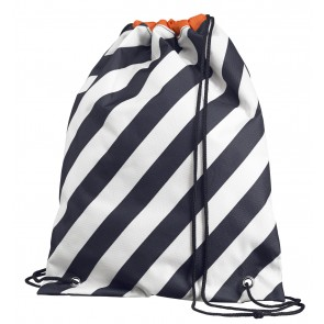 Gym Bag Poppy Stripes