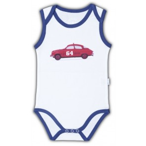 Cool Bodysuit with Car