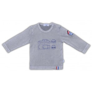 Super Soft Baby T-Shirt with Cars