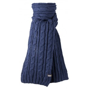 Lancelot Scarf in Navy