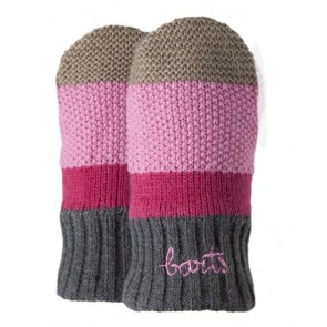 Sky Mitts in Pink