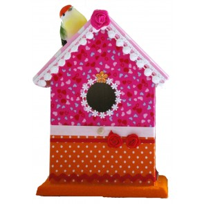 Stylish Birdhouse Girl Power