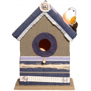 Cool Birdhouse Bulls Eye