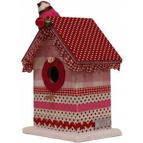 Adorable Birdhouse Candy