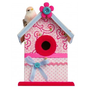 Adorable Birdhouse High Tea