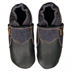 Boumy Baby Shoes Jeans