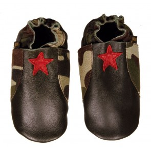 Boumy Baby Shoes Camouflage