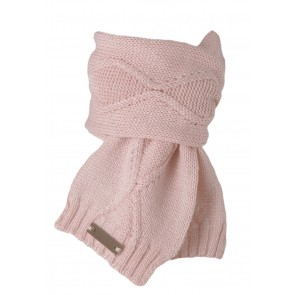 Molly Inka Scarf in Powder Pink