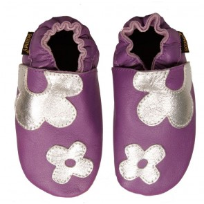 Boumy Baby Shoes Flower Power