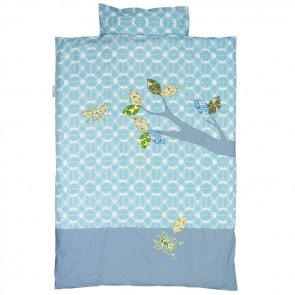 Single Bed Duvet Set Insects