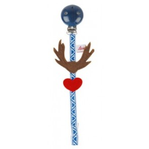 Fabulous Dummy Chain Heart & Antlers
