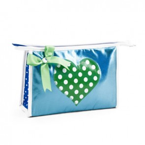 Toilet Bag in Mint