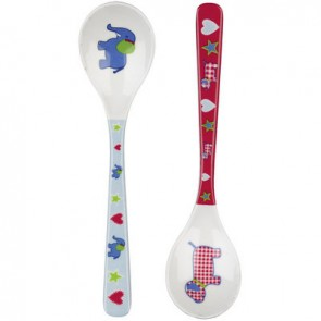 Melamine Spoon Baby Charms