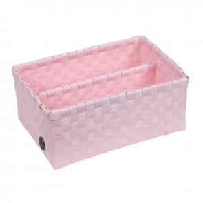Bari Basket in Powder Pink