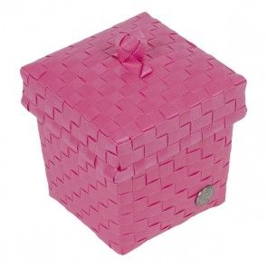 Small Ascoli Basket in Pink