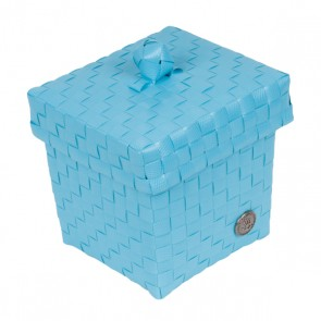 Small Ascoli Basket in Dream Blue
