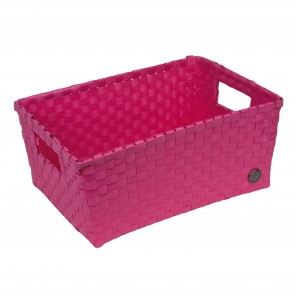 Bibbona Basket in Pink
