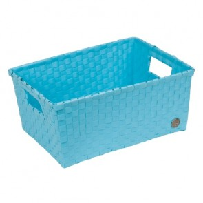 Bibbona Basket in Dream Blue